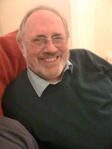 Rev Malcolm Goldsmith